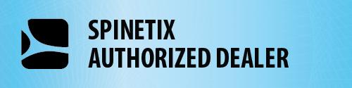 Logo Spinetix Authorized Dealer