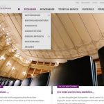 Website Festspiele Vorschaubild