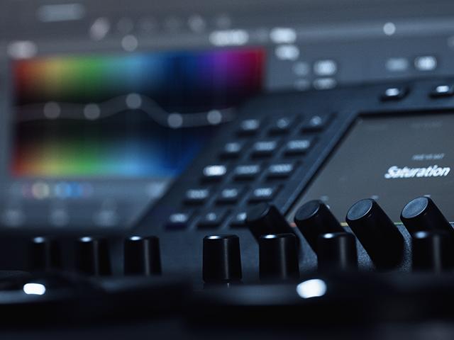 Beispiel für Color Grading in Video Produktionen