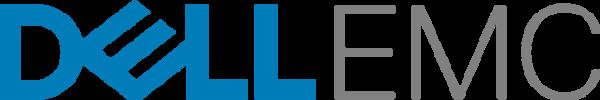 DELL EMC -Logo