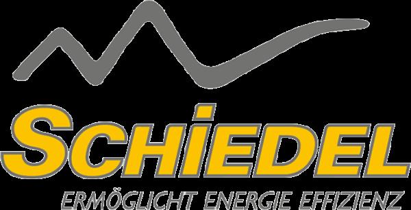 Kunden Logo der Firma Schiedel