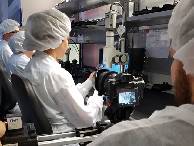Beispiel für TV Footage in der Video Produktion