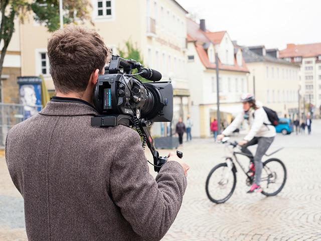 TV- & Video-Produktion aus Bayreuth (Oberfranken) seit über 20 Jahren