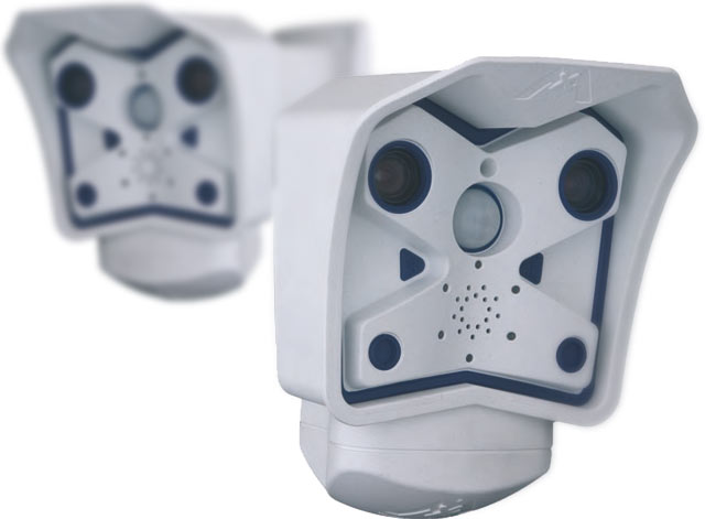 Mobotix Webcams
