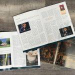 Taff Magazine aufgeschlagen