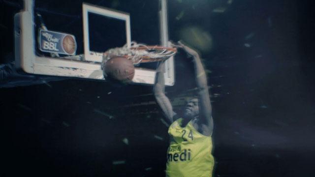 Standbild aus Mood Spot medi bayreuth Basketball