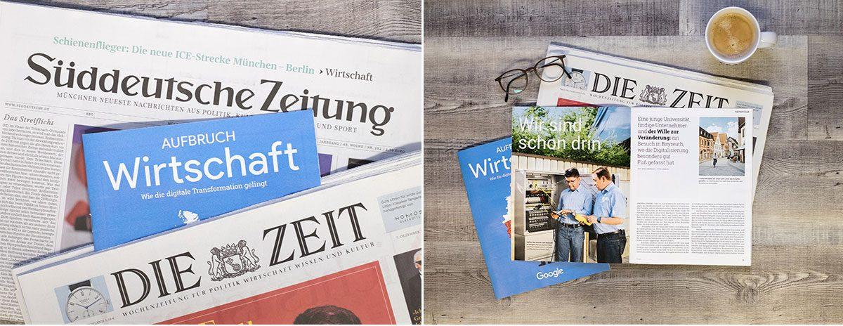 Bayreuth Tmt Vorreiter In Sachen Digitalisierung