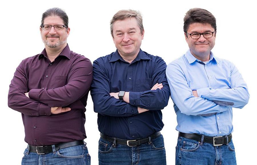 Gruppenbild Geschäftsleitung