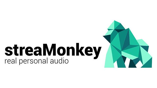 streaMonkey Logo