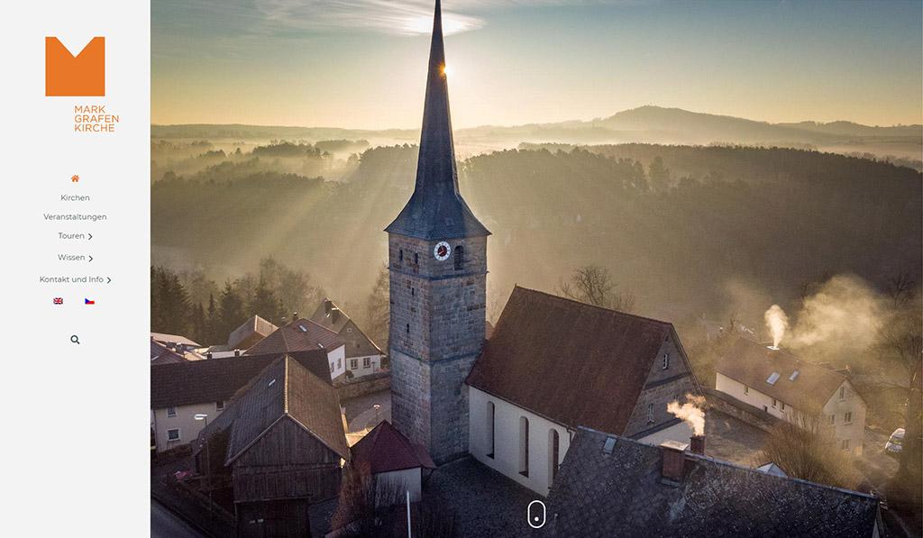 Webportal Markgrafenkirchen Startseite