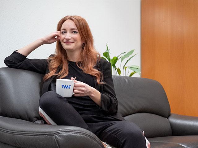 Kristina Hauenstein – TMT GmbH & Co. KG